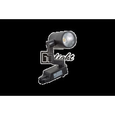 Светодиодный светильник SPOT для трека COB 7W черный Day White