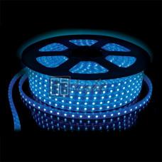 Герметичная светодиодная лента SMD 3528 60led/m 220V IP67 Blue