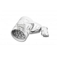 Светодиодный светильник SPOT для трека 12W белый Day White ECONOM