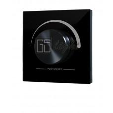 Панель W-DIM (RF диммер, 1 зона) Easydim Black
