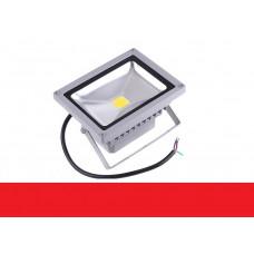 Светодиодный прожектор 10W IP65 220V Red